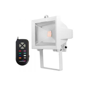 Projecteur RGB Blanc Lumihome