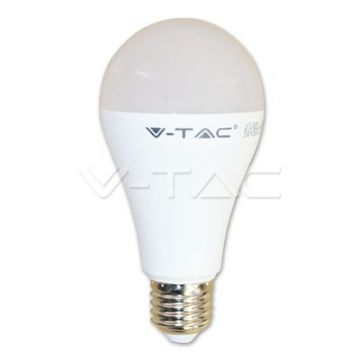 VT-2015 LED Bulb - 15W A65 ?27 Thermoplastic 4500K