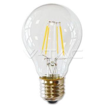 Ampoule LED 4W Filament E27 A60 3000K Dimmable VT-1885D