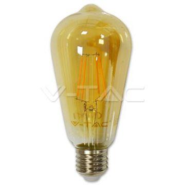 Ampoule LED 4W Filament E27 A60 3000K Dimmable VT-1964D