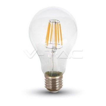 Ampoule LED 10W Filament E27 A67 6000K VT-1981