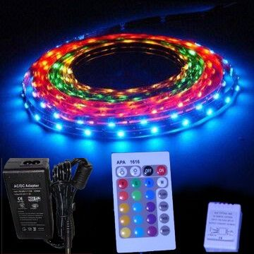 pack strip LED RGB ruban de 10M