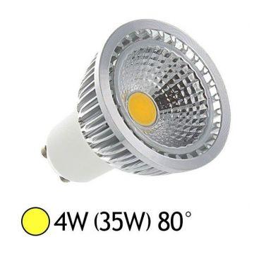 AMP Vision-EL LED 4 WATT GU10 COB 3000° 75° BLI