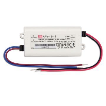Driver Meanwell 15W 12VDC