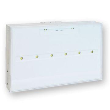 Ambiance NP - Sati - 1heure - Flux 400lm - leds - IP44/IK07