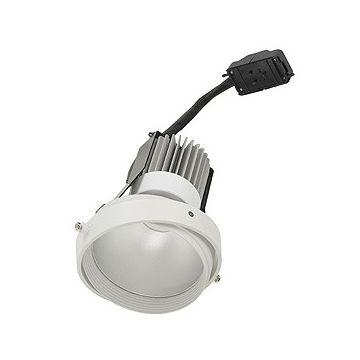 MODULE LED DISK pour cadre d'installation AIXLIGHT PRO, blanc mat, 2700K, 50°