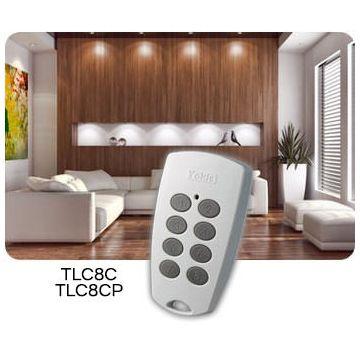 Yokis TLC8CP TELECOMMANDE 8 TOUCHES POWER