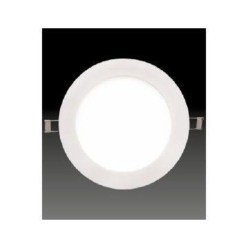Downlight Ø240mm 18-20W 1500Lm 3000K BA110° Blanc
