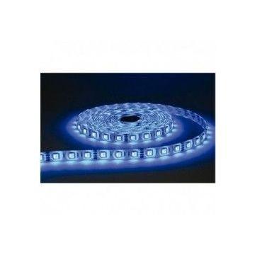 Bande LED BLEU 5M 30 LEDS 7.2 W / M IP20 24V