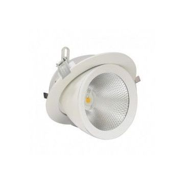 LED PLAFOND CIRCULAIRE ORIENTABLE 40W 4000°K