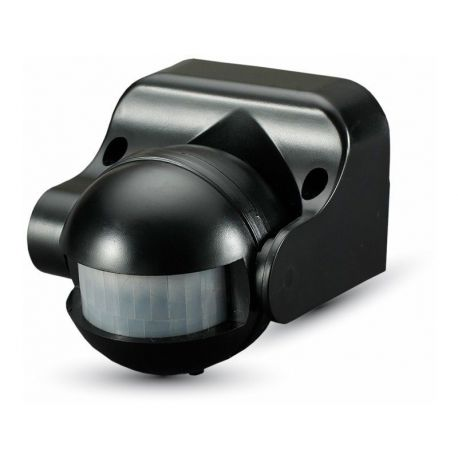 VT-8003Infrared Motion Sensor Wall Black -