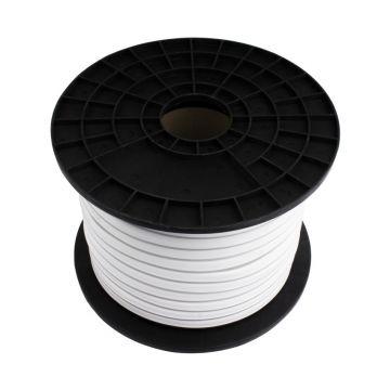 BOBINE LED 5050 50 M 8W/M 230 V IP65 JAUNE