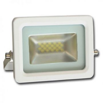 FL5726 10W LED SMD FLOODLIGHT, AC95-265V 120° WHITE LIGHT - IP65