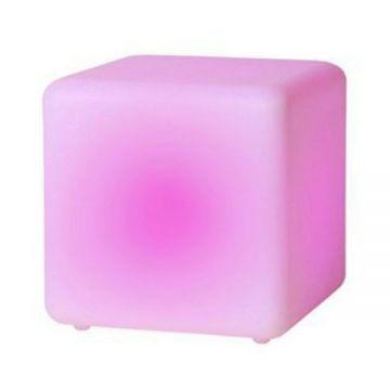 Cube lumineux RGB sans fil VISON EL