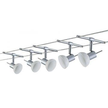 Wire System Set Sheela max 5x10W GU5,3 C