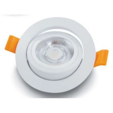Downlight orientable clever 6W blanc neutre