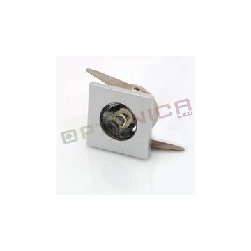 DL2102 1W LED BUILT-IN DOWNLIGHT SQUARE MINI MODULE WHITE LIGHT