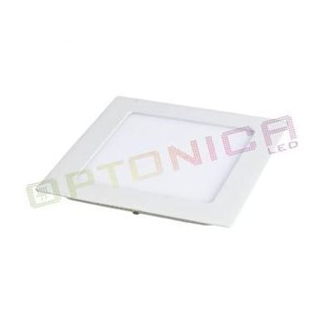 DL2450 12W LED BUILT-IN MODULE SQUARE WHITE LIGHT - WITH DRIVER