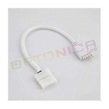 FLEXIBLE Connecteur pour RGB LED STRIP avec PIN