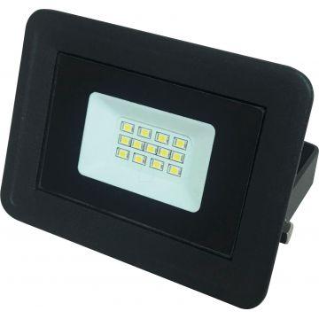 LED SMD FLOODLIGHT BLACK 10W AC170-265V 100° IP65 2700K - CLASSIC LINE2