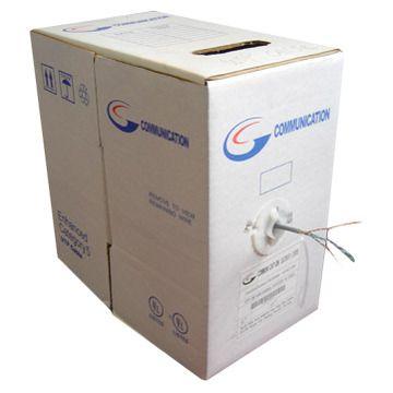 Multimedia Connect CX64SHB CAT6 F/UTP Solid LSZH 305m (MM6053)