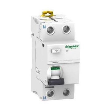 Acti9, iID interrupteur différentiel 2P 40A 30mA type Asi
