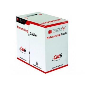 Multimedia CAT6 F/UTP Solid LSZH