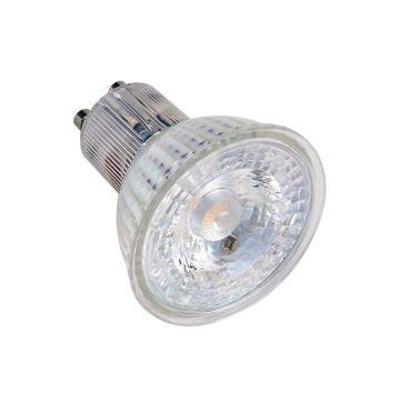 GLASS LED GU10 4,5W/3000K DIM
