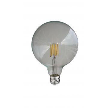 Ampoule LED E27 8W 2700K grand globe à filament 7154