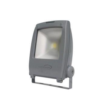 DEC/GL30PR-PM PHARE LED PLAT 30W Blanc Froid PUISSANCE : 2400 Lumens TEINTE LED : 6500K - Lumihome